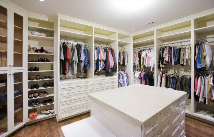 walk in closet manhattan