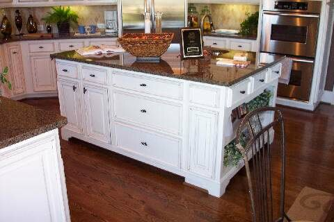 Kitchen Island New York Green Builders Grp Llc