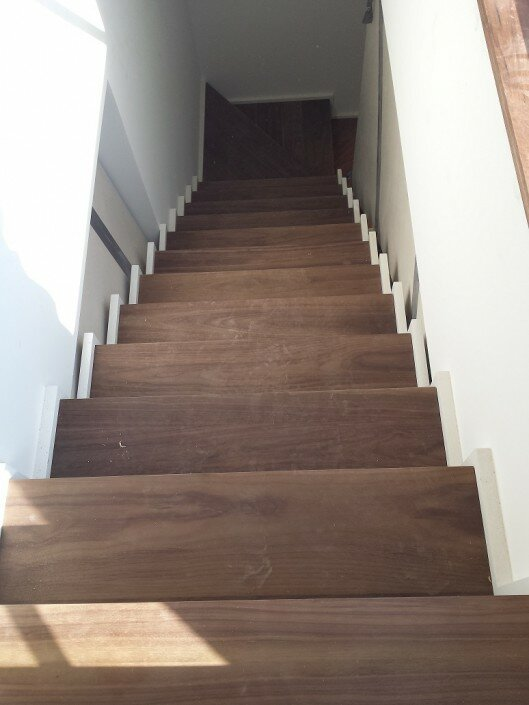soho custom stairs