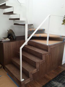 soho custom stairs
