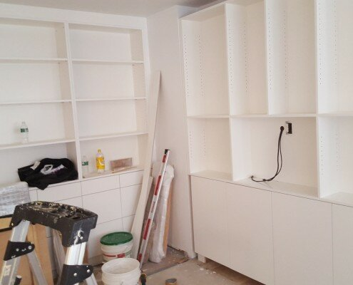 millwork E56th street nyc greenbuilders grp NY