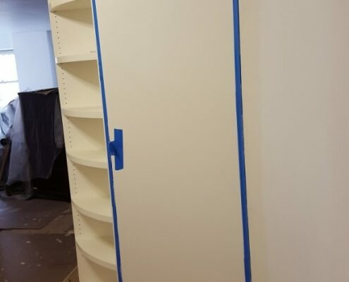 custom curved cabinets nyc curved doors