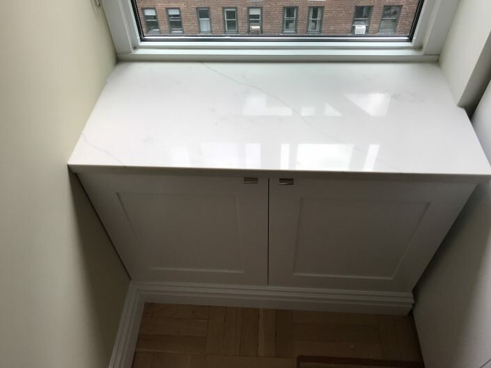 Madison Avenue apartment remodeling